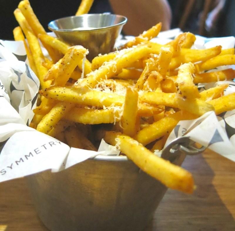 Symmetry Truffle Fries
