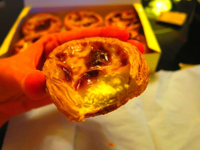 Lord Stow's Bakery Egg Tart in Macau