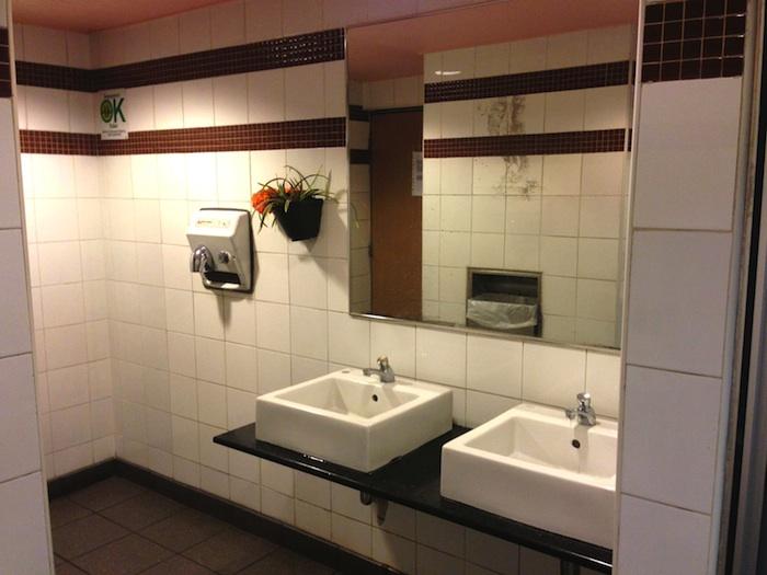 Toilet of King Albert Park (KAP)