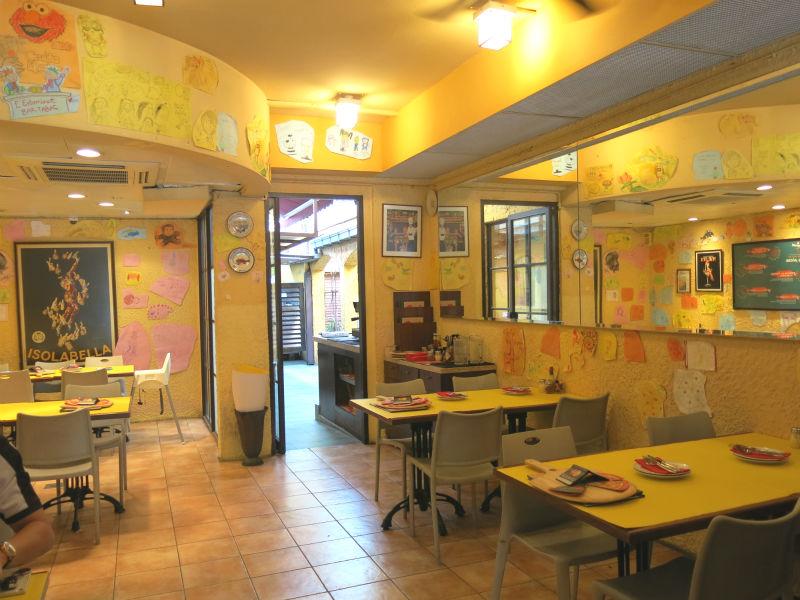 Peperoni Pizzeria Greenwood Avenue Interior Decor