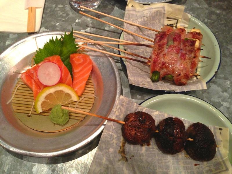 Sumiya Charcoal Grilled Food