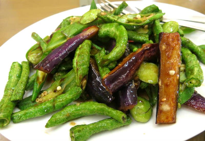 Resort Seafood Genting Highlands Four Season Vegetables