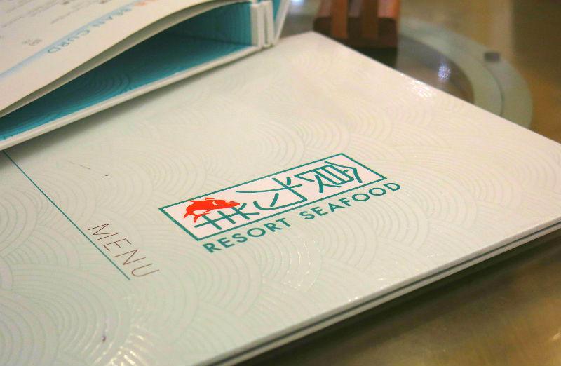 Resort Seafood Genting Highlands Menu