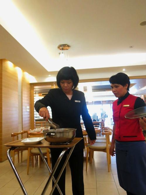 Resort Seafood Genting Highlands Sauna Live Prawns