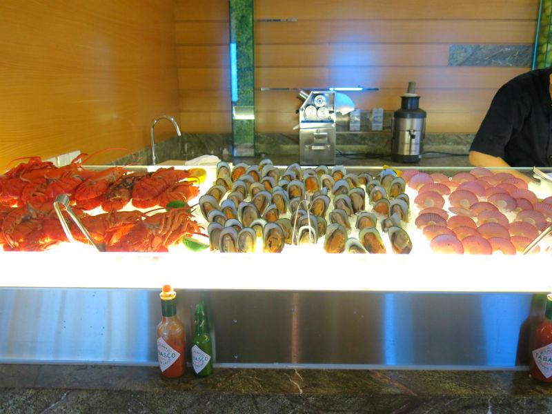 Seasonal Tastes The Westin Singapore Seafood