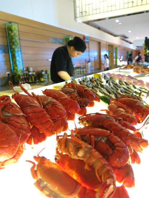 Seasonal Tastes Westin Boston Lobsters
