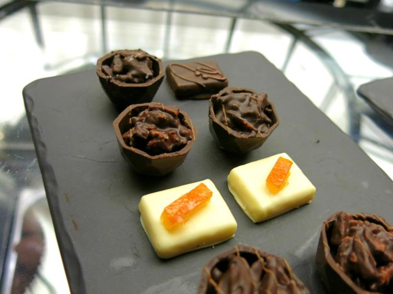 Seasonal Tastes Westin Chocolate Pralines