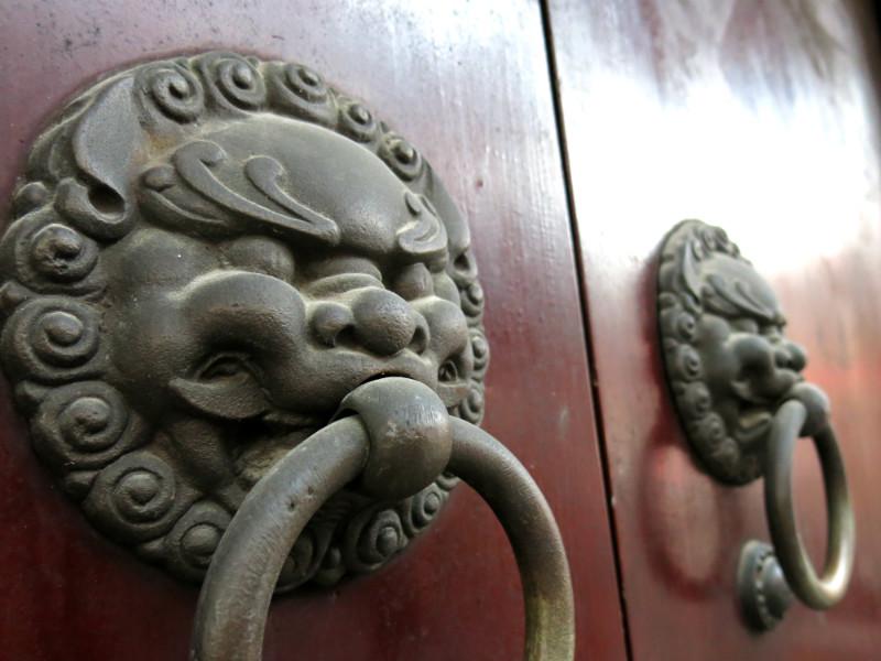 ZhuJiaJiao Door Knockers
