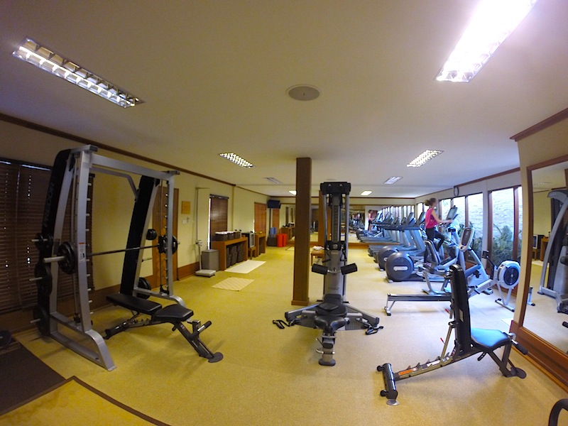 Baros Maldives Gym