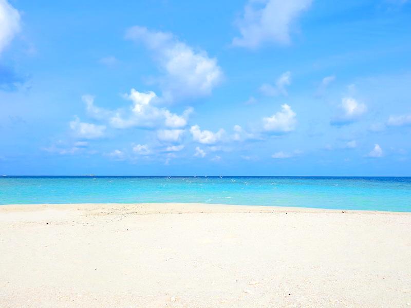 Baros Maldives Sandbank 2