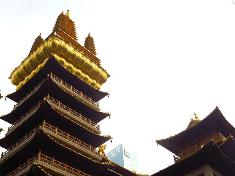 Jing An Temple 5