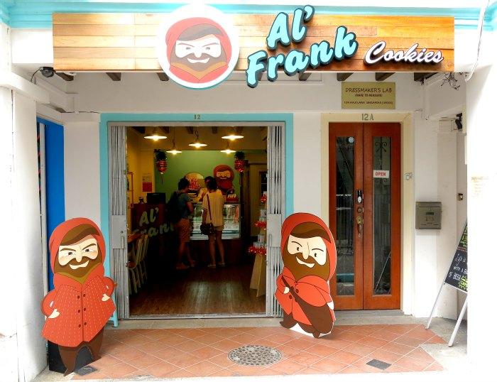 Al' Frank Cookies Singapore
