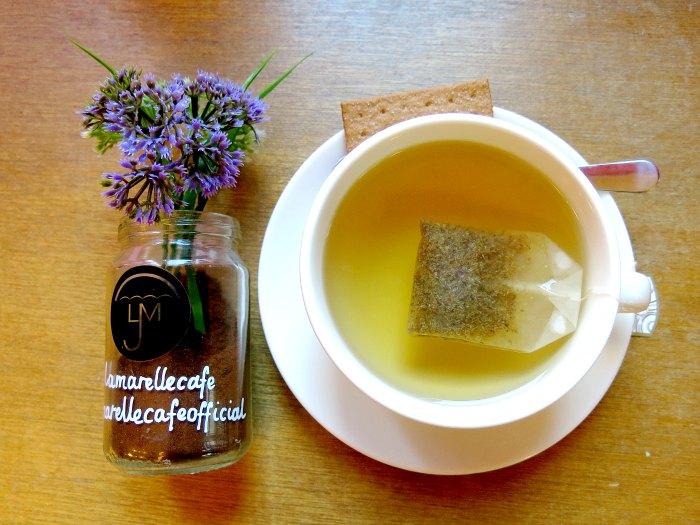 La Marelle Cafe Tea