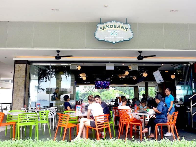 The Sandbank Singapore