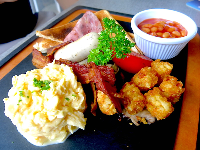 The Sandbank Singapore - The Sandbank Breakfast