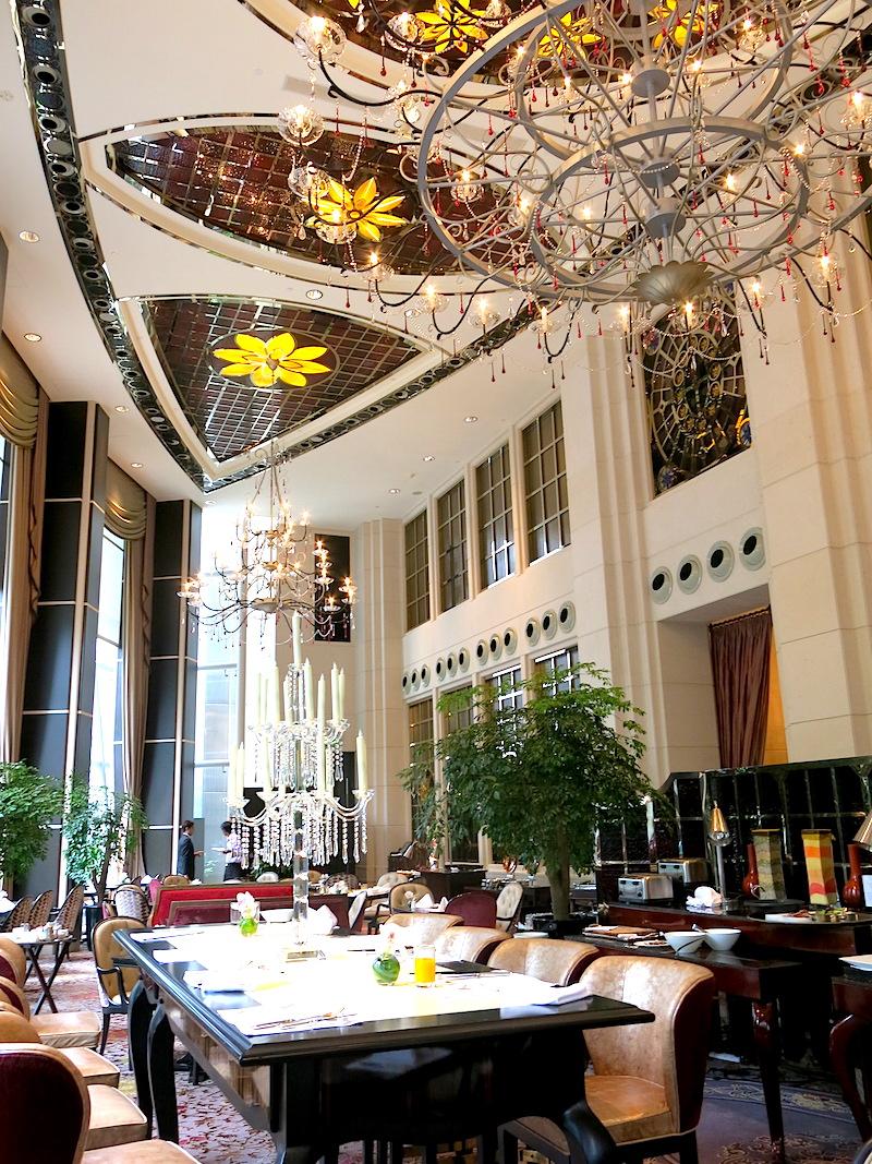 The St. Regis Singapore - Brasserie Les Saveurs