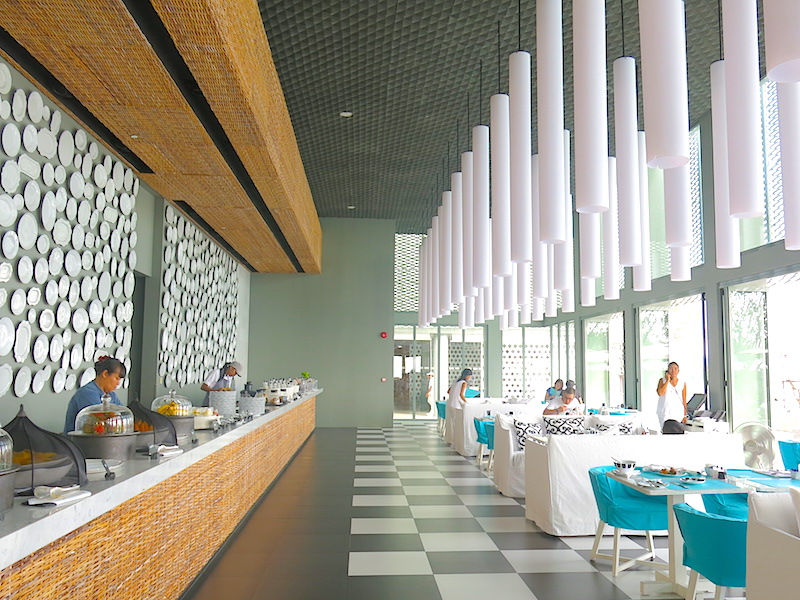 La Sirena Italian Restaurant Interior