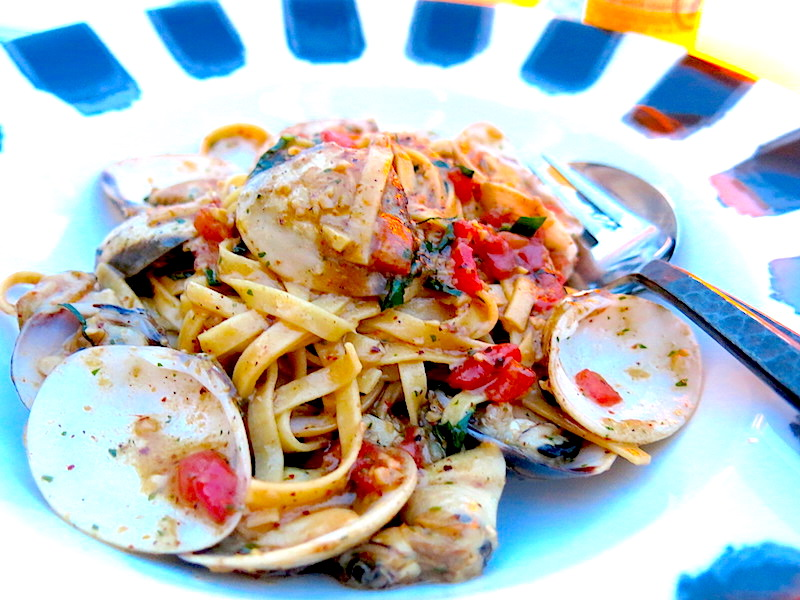 Linguine Clams Pasta