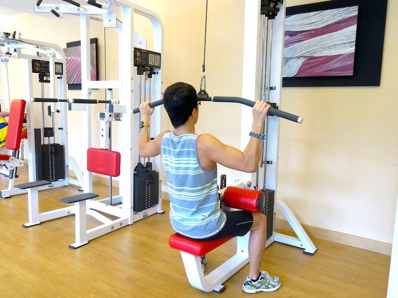 Hotel Jen Tanglin Gym