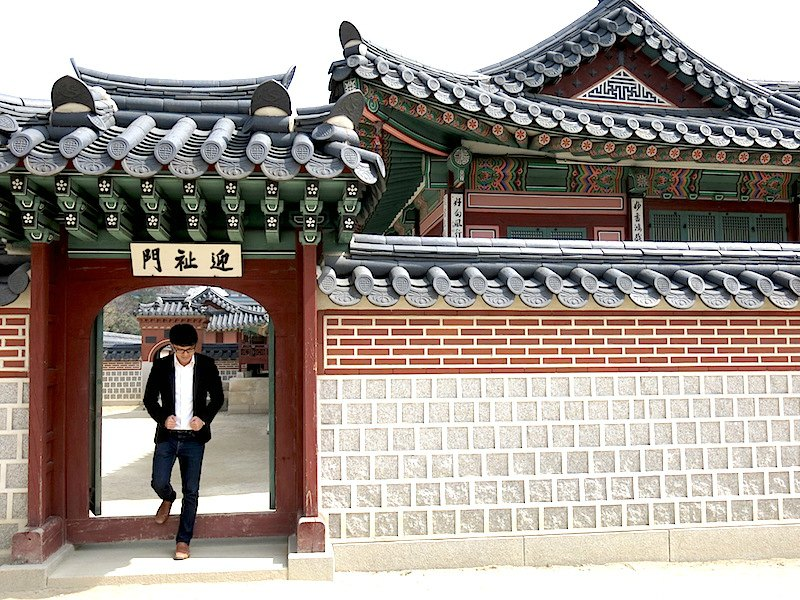Gyeongbokgung Palace Eat and Travel with Us