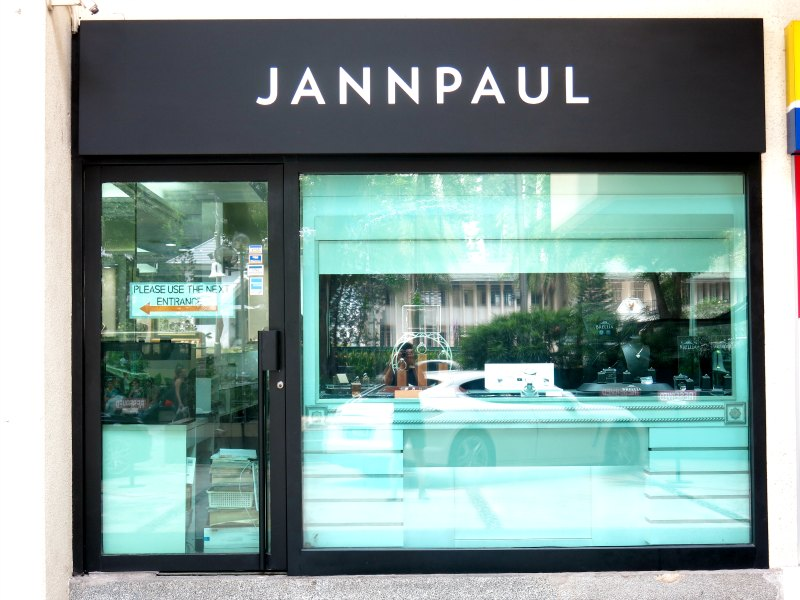 Jann Paul Singapore