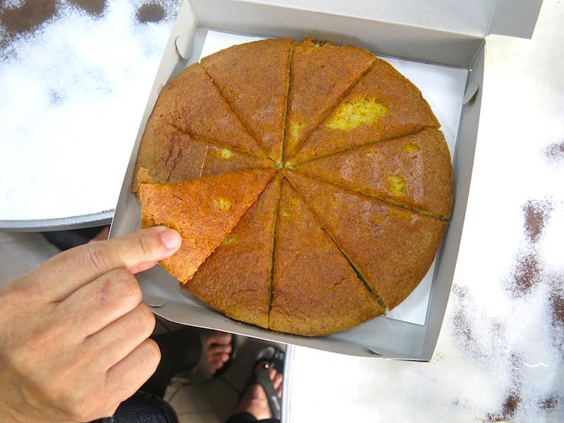 On Lok Yun Bangkok - Banana Cake