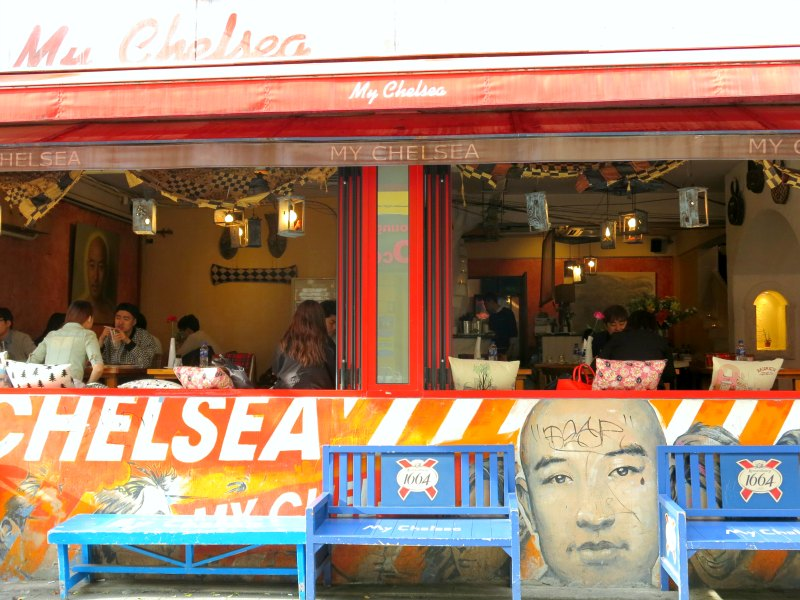 My Chelsea Restaurant at Itaewon