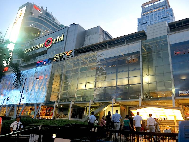 CentralWorld bangkok