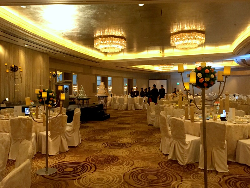 Oriental Ballroom