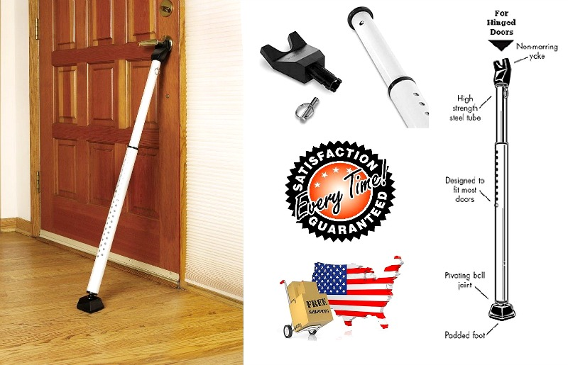 Door Jammer  sc 1 st  Eat and Travel with us & 10 Best Safety Travel Accessories! - EatandTravelWithUs pezcame.com