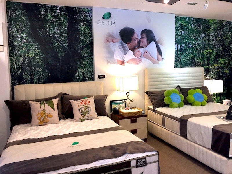 Review of Getha (Singapore) – 100% Natural Latex Mattress!