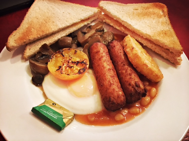 Koffee Pot Vegetarian Breakfast