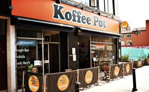 Koffee Pot Outdoor Shoot