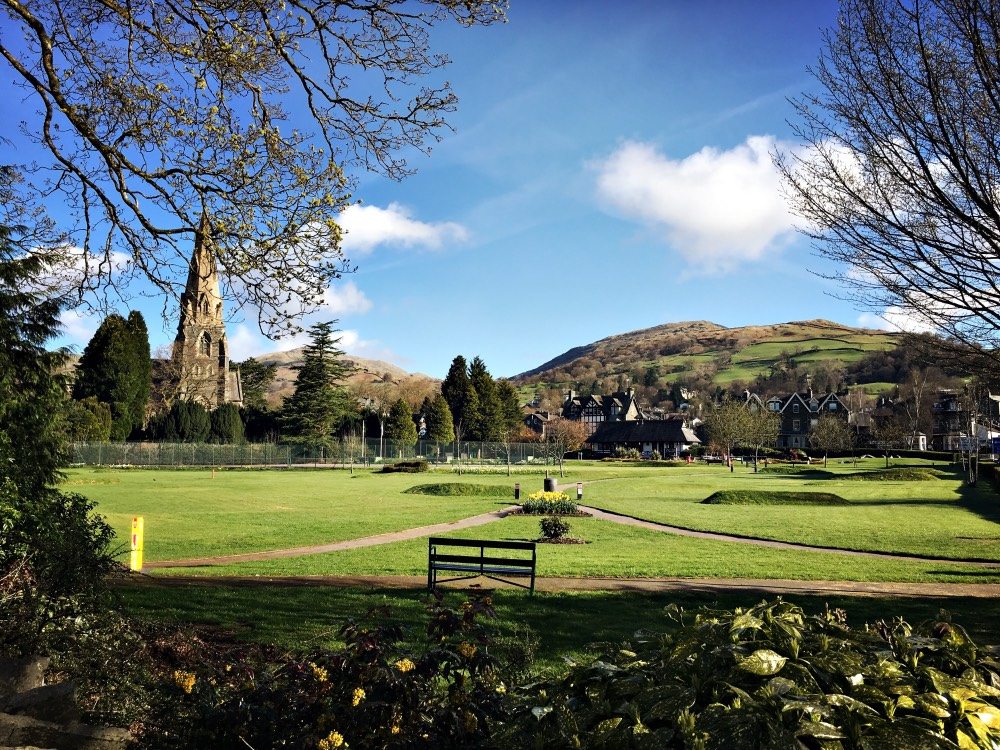 Park at Ambleside