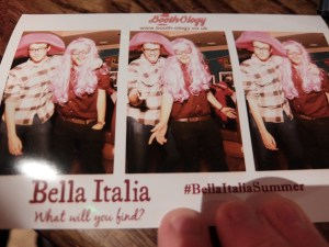 More Party Vibes at Bella Italia