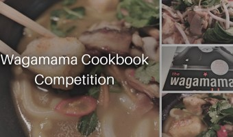 Wagamama Cookbook Competition