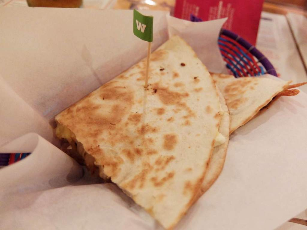 Quesadillas Time!