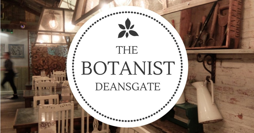The Botanist Deansgate