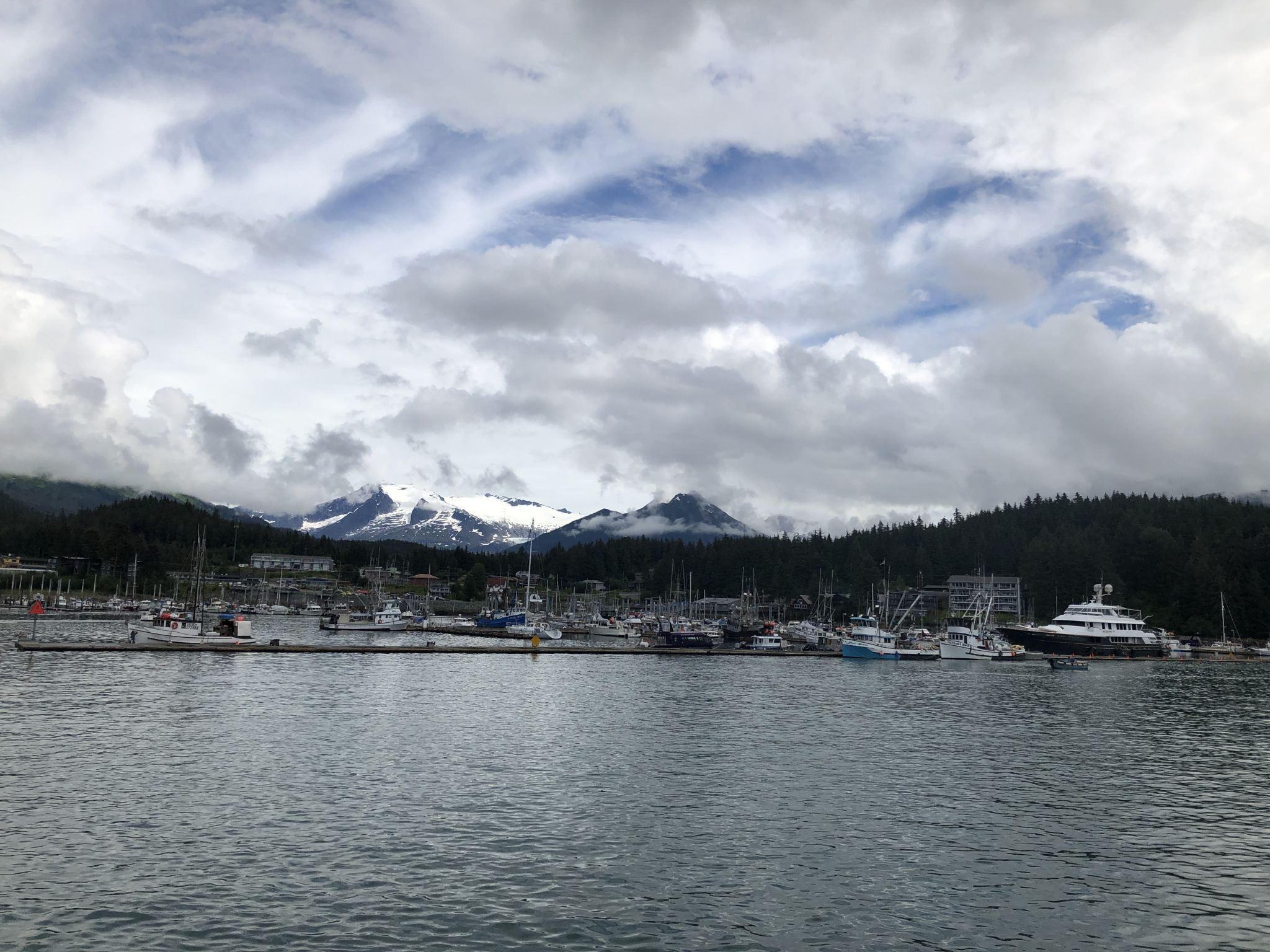 Eating and drinking your way through Juneau Alaska when you are not on a cruise