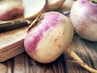Turnip And Turkey Stew