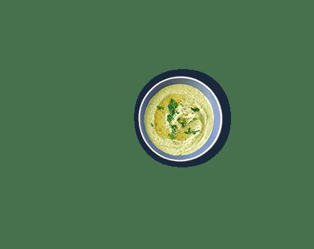 Zitronengras Hummus