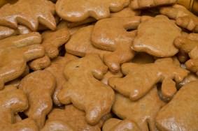 Gesunde Snacks: Protein-Lebkuchen