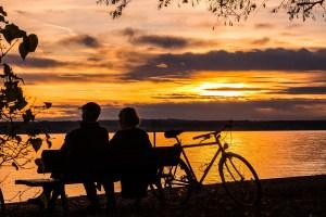 Freizeitaktivität: Fahrrad