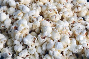 Gesunde Snacks: Popcorn