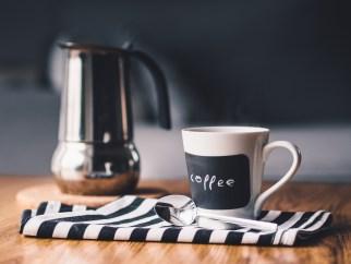 Kaffee lettering