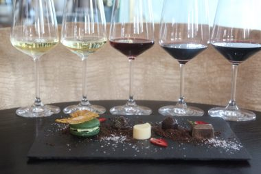 chocolate winepairing benguela cove sonia cabano blog eatdrinkcapetown