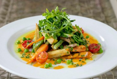 vegetable stack bistro sixteen82 steenberg chef kerry kilpin sonia cabano blog eatdrinkcapetown