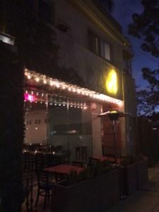 Alimento Restaurant in Silverlake