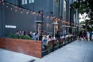 Esters Wine Shop Outdoor EatDrinkLA