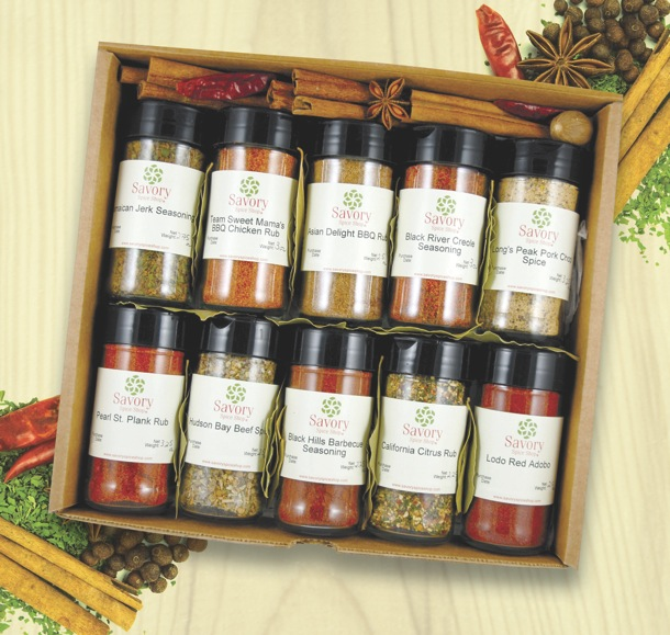 3 Holiday Gift Ideas from Savory Spice Shop - EAT DRINK OC